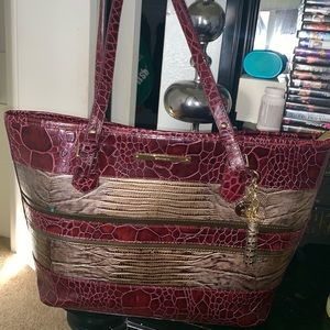 Large Brahmin Purse